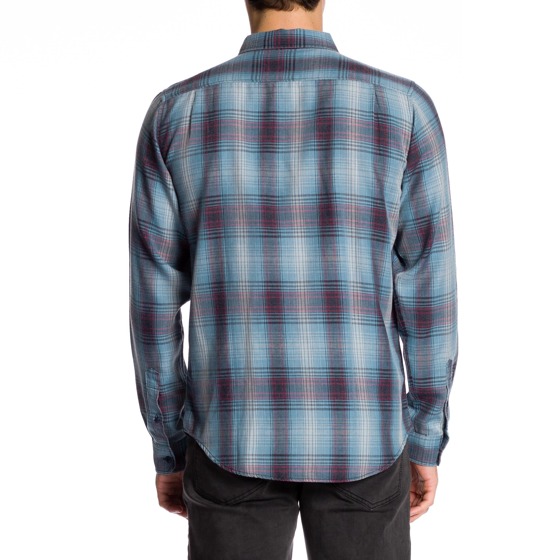 Zephyr Shirt - Blue