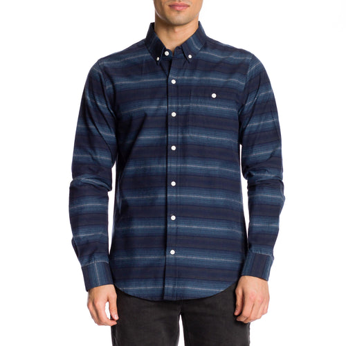 Down the Line Shirt - Blue