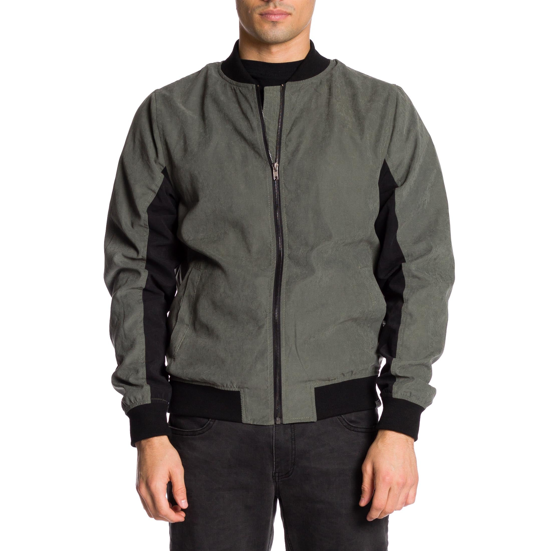 Evan Jacket - Olive - Ezekiel Clothing