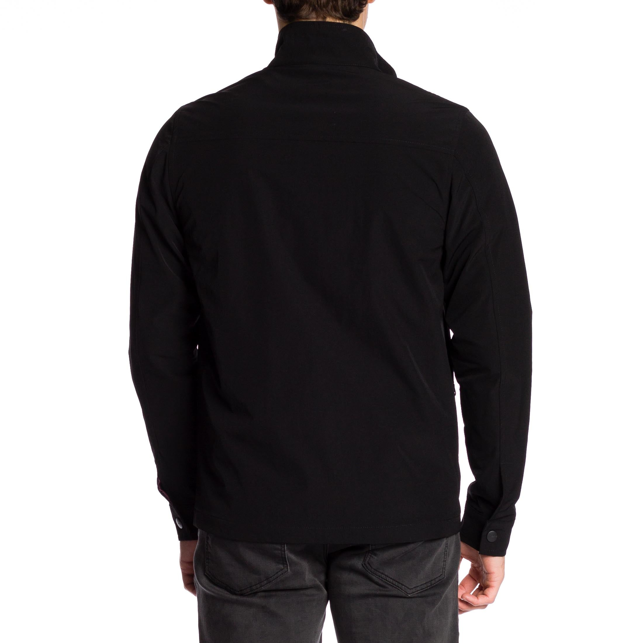 Suburban Jacket - Black - Ezekiel Clothing