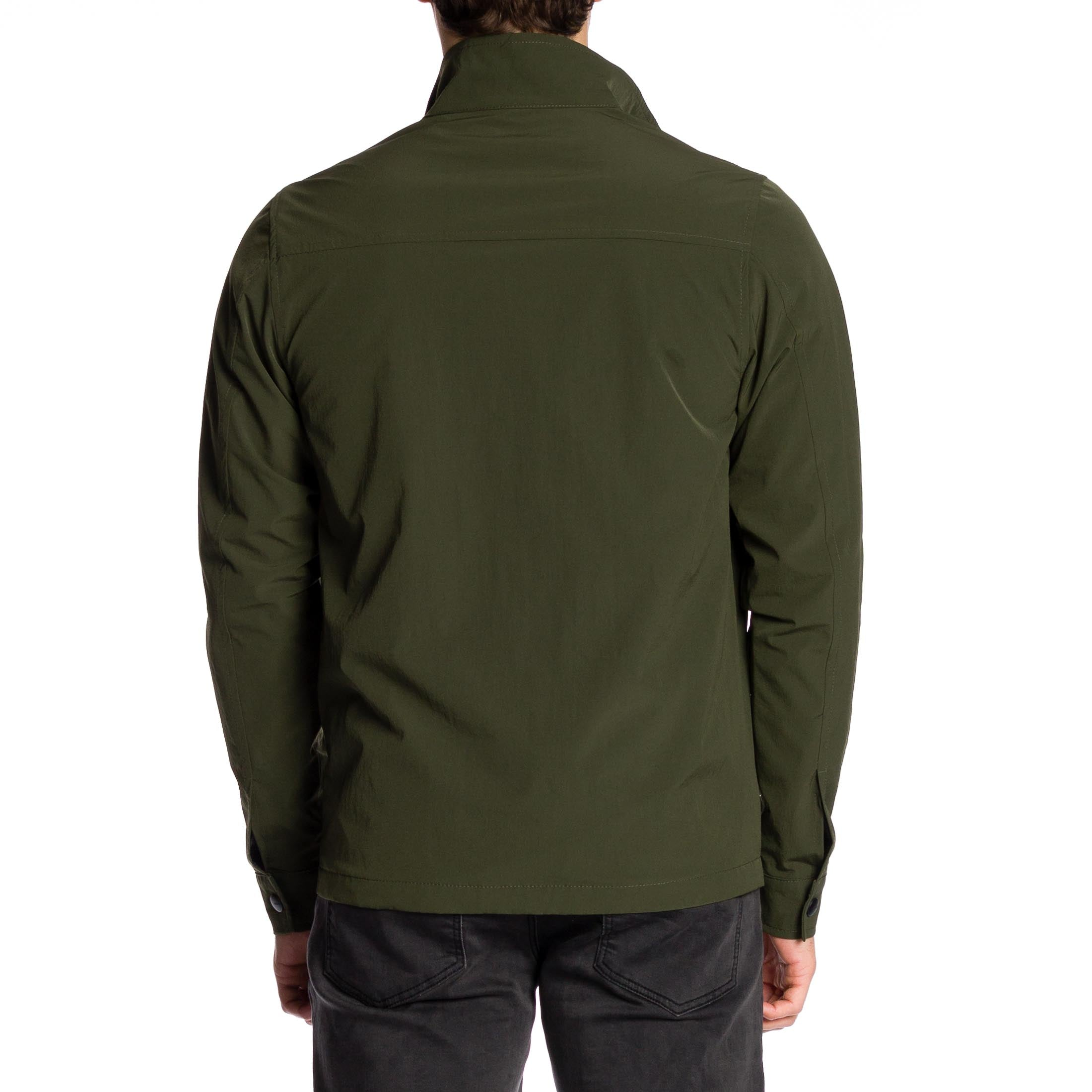 Suburban Jacket - Green - Ezekiel Clothing