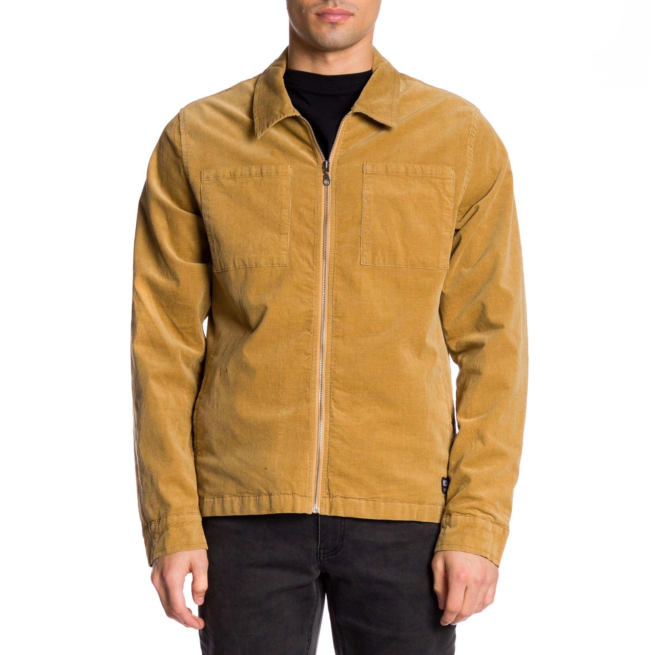 Morrison Jacket - Tobacco - Ezekiel Clothing