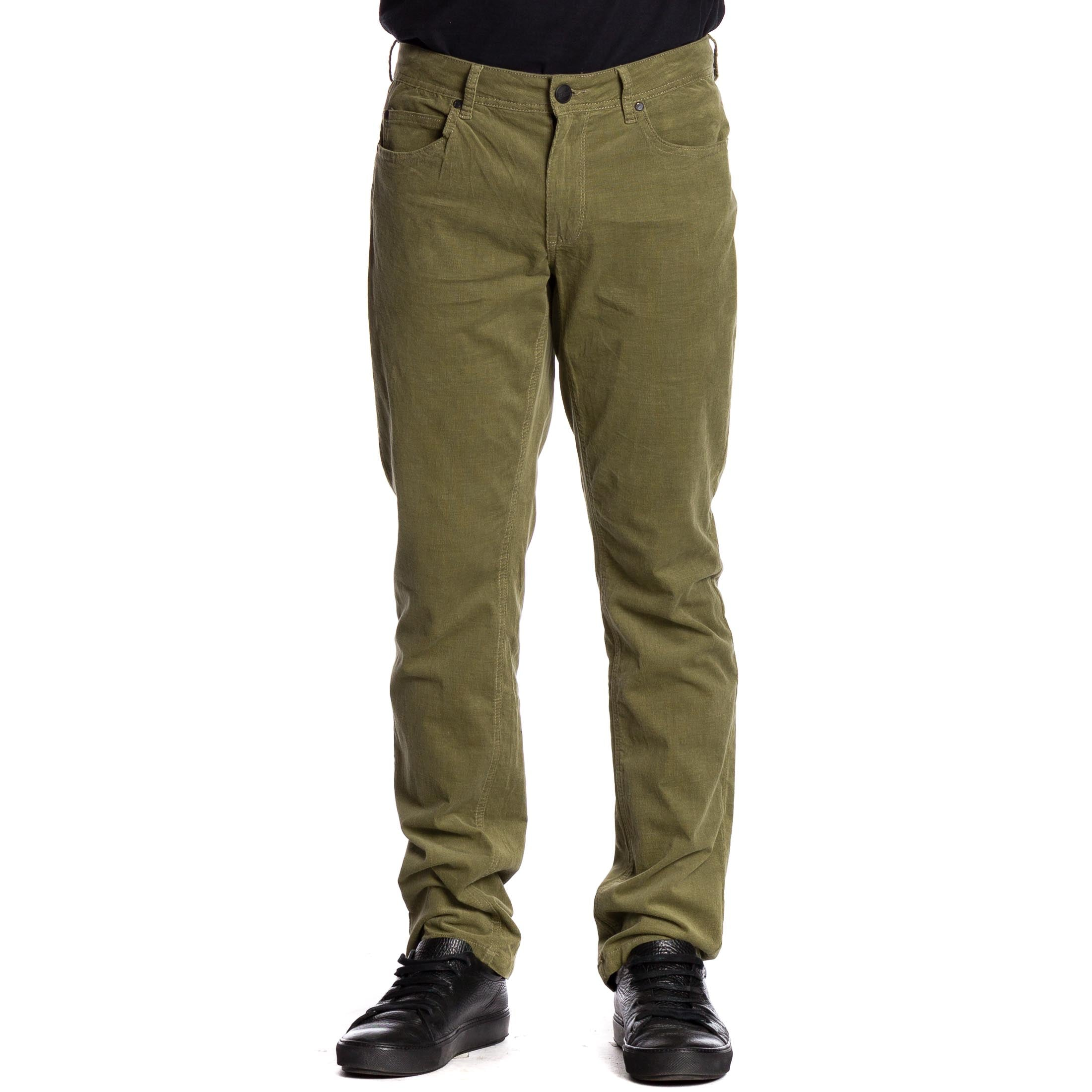 Bryce Pant - Army Green - Ezekiel Clothing