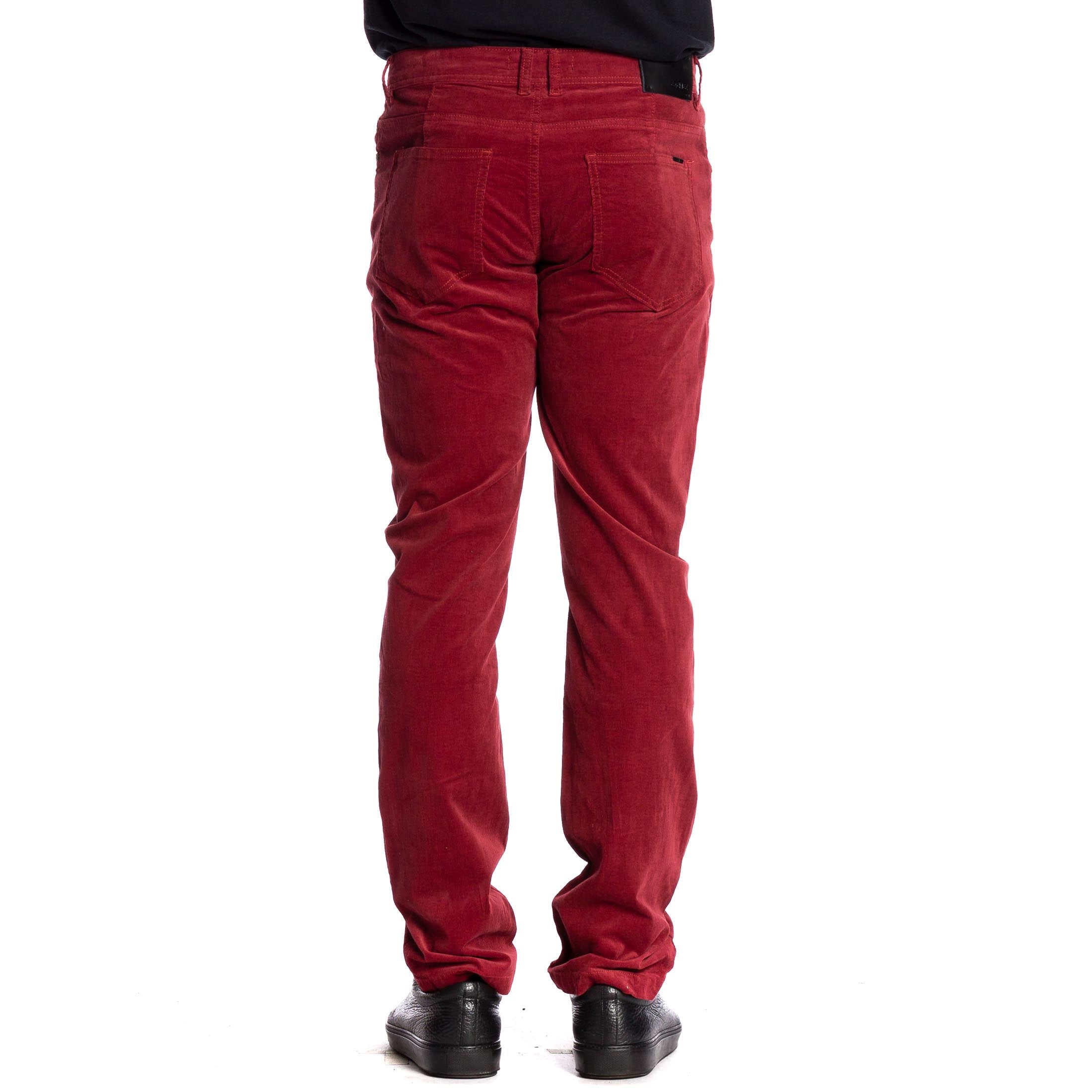 Bryce Pant - Dark Red - Ezekiel Clothing