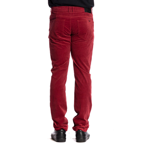 Bryce Pant - Dark Red