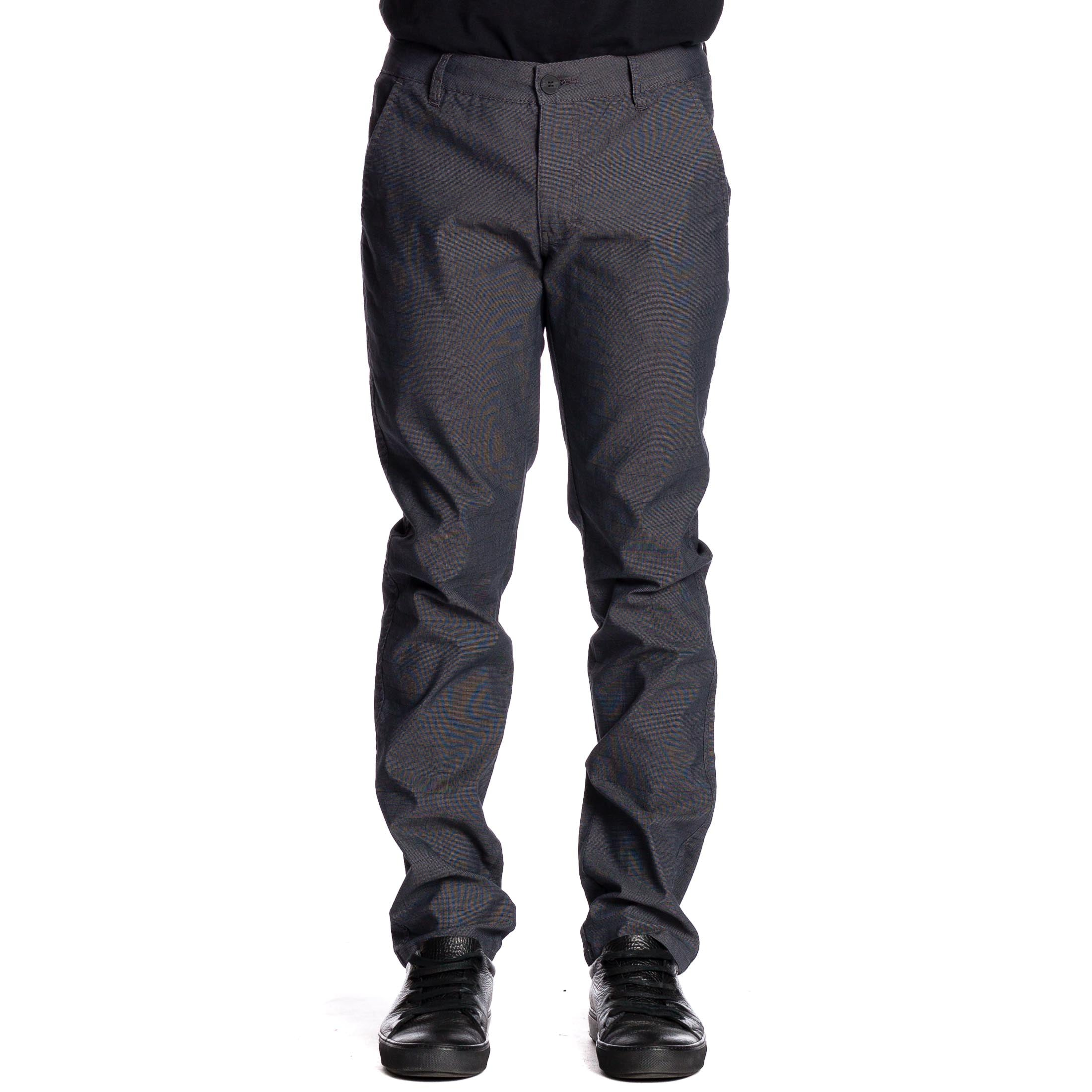 Gridlock Pant - Black - Ezekiel Clothing