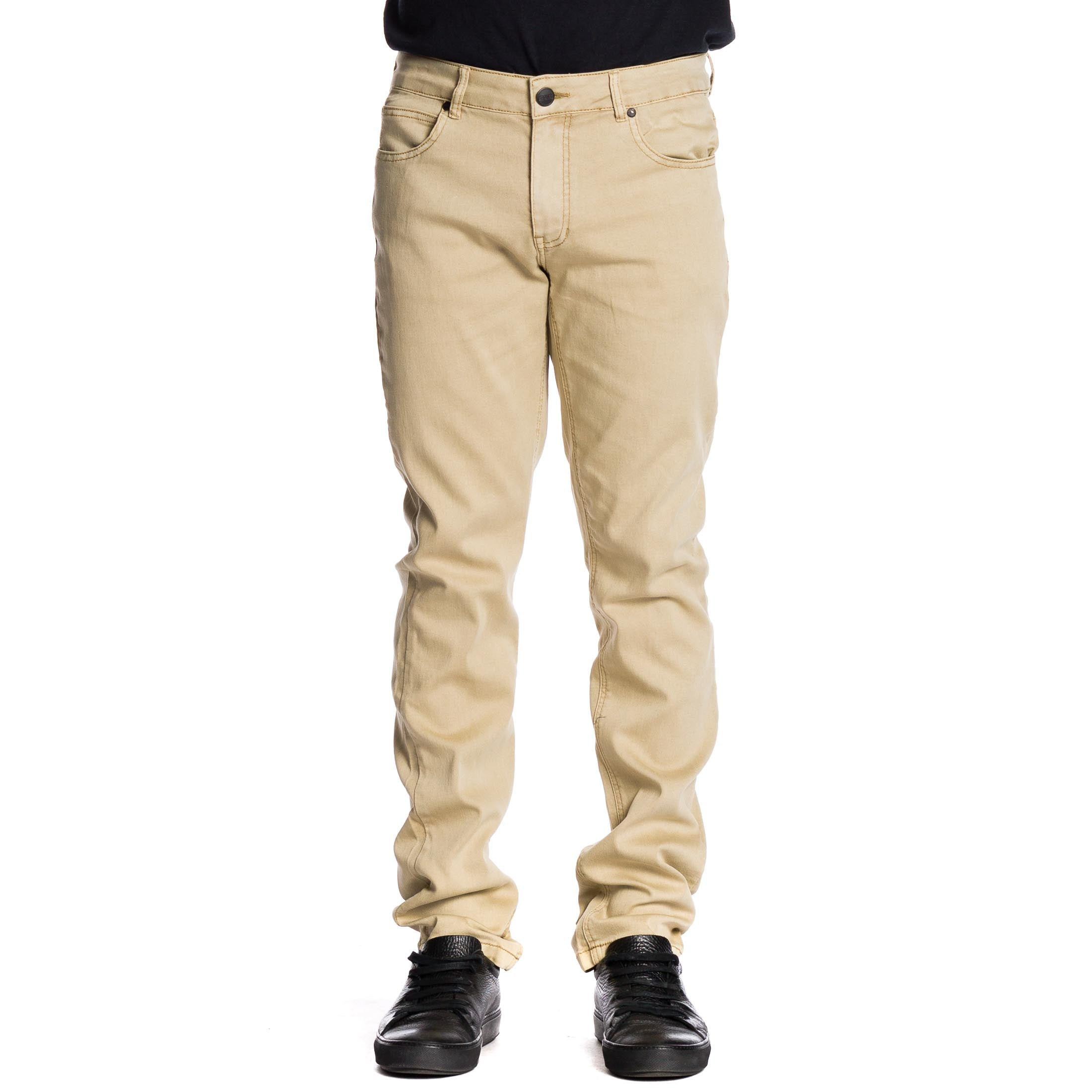 Now Denim Pant - Camel - Ezekiel Clothing