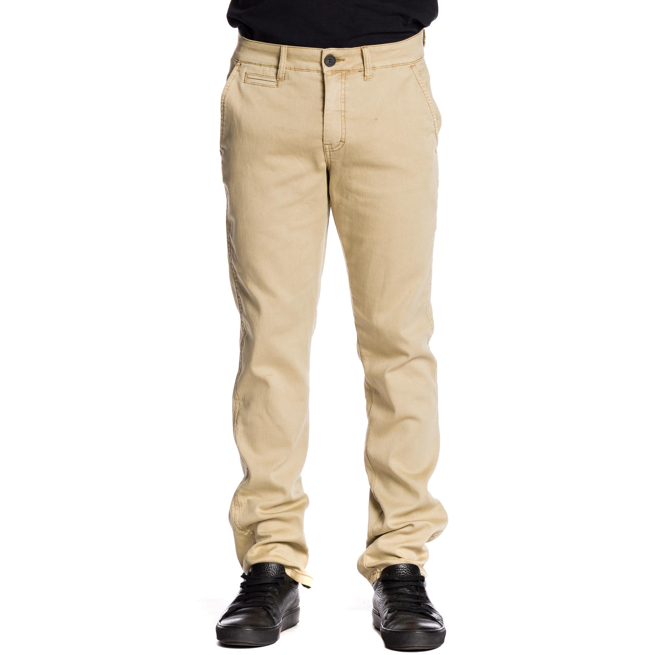 Bounce Pant - Camel - Ezekiel Clothing