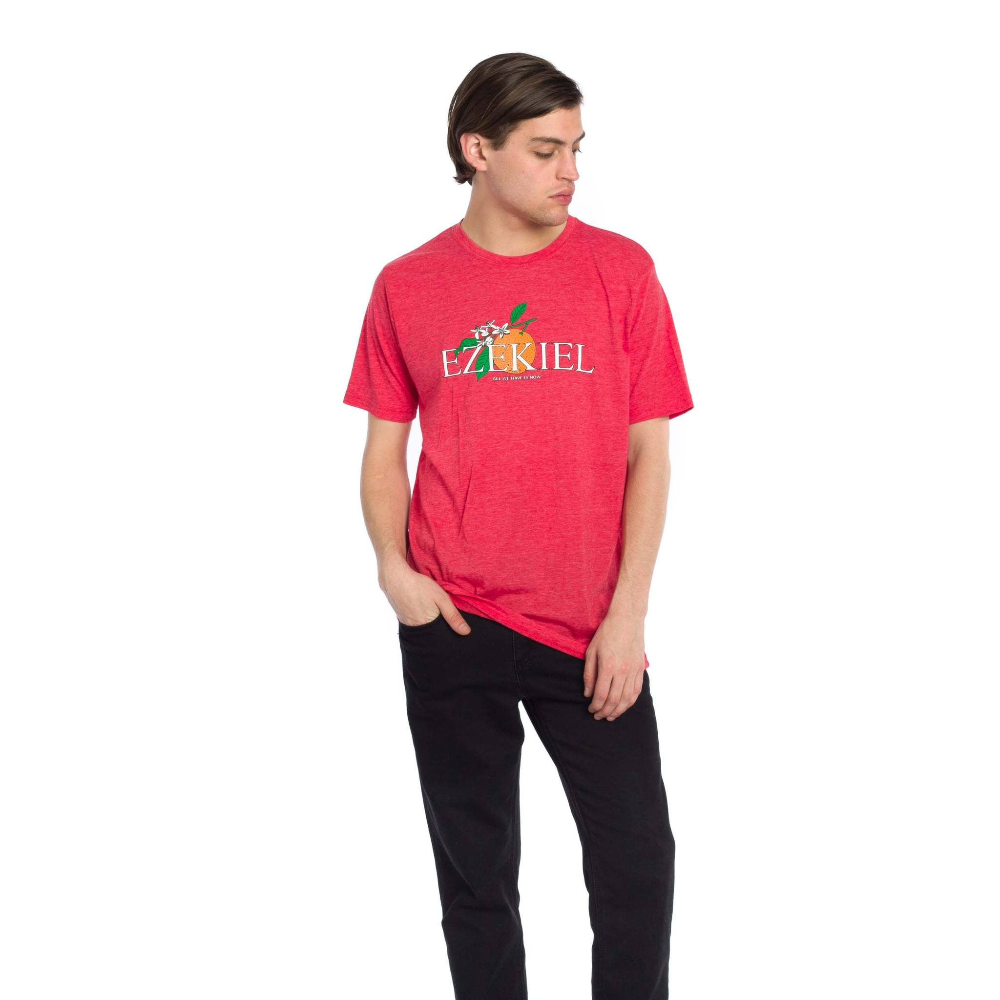 Mings Premium T-Shirt - Heather Red