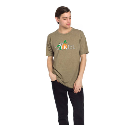 Mings Premium T-shirt - Heather Green