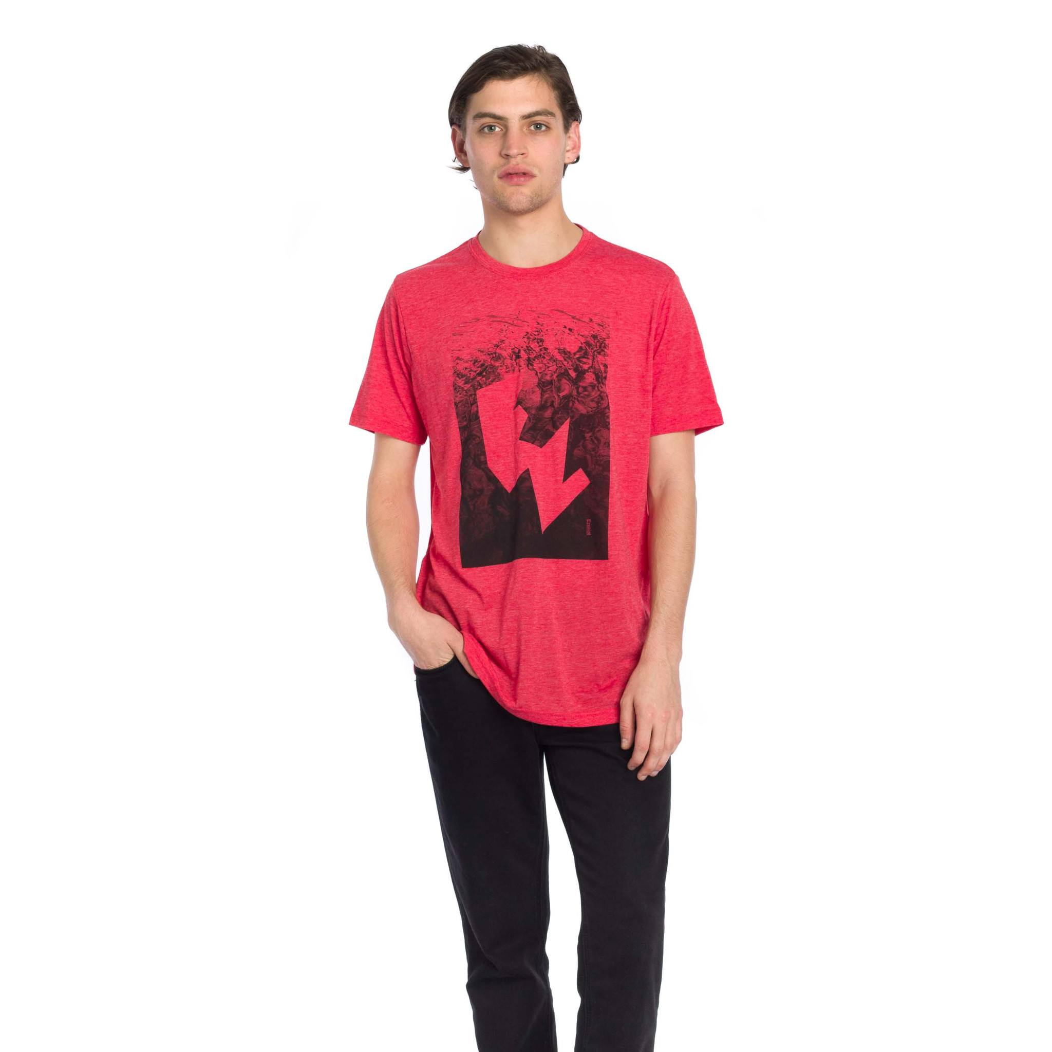 Outro Premium T-Shirt - Heather Red