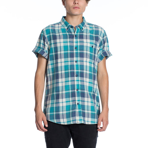 Flynn Shirt - Dark Blue