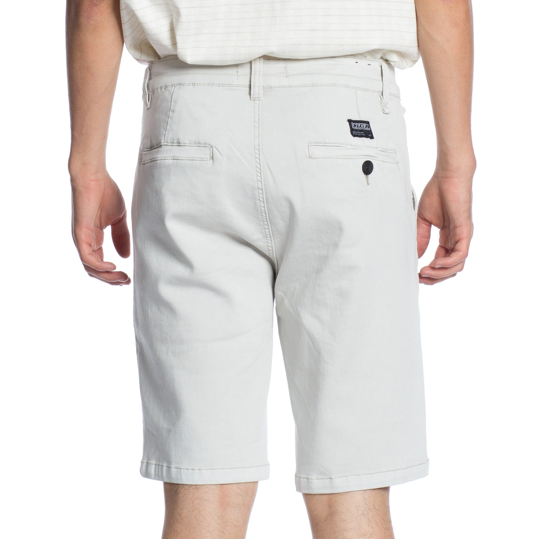 Bounce Short - Porcelain - Ezekiel Clothing