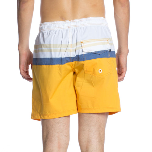 Gilligan Boardshort - Sunset Gold