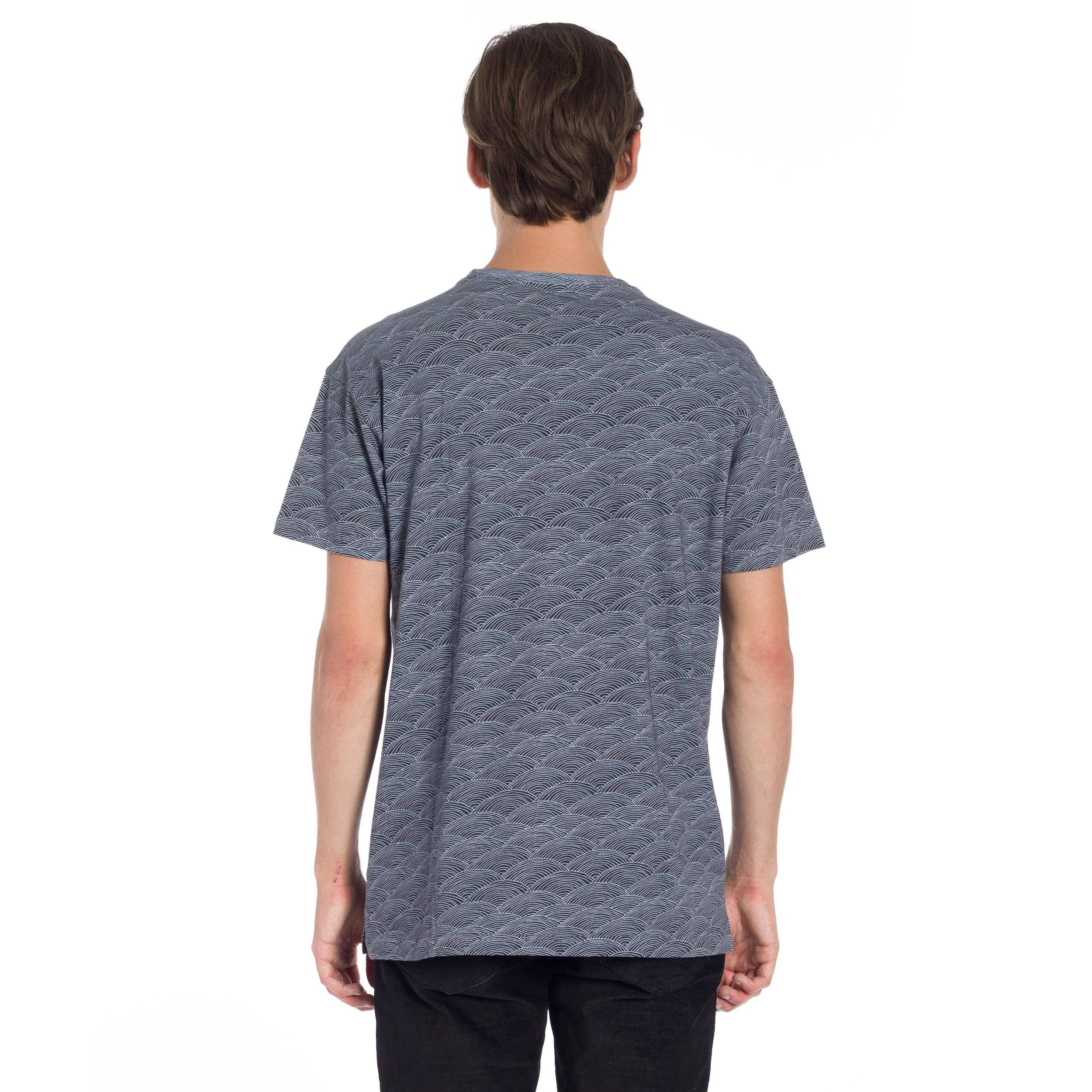 Summit Knit T-Shirt - Black