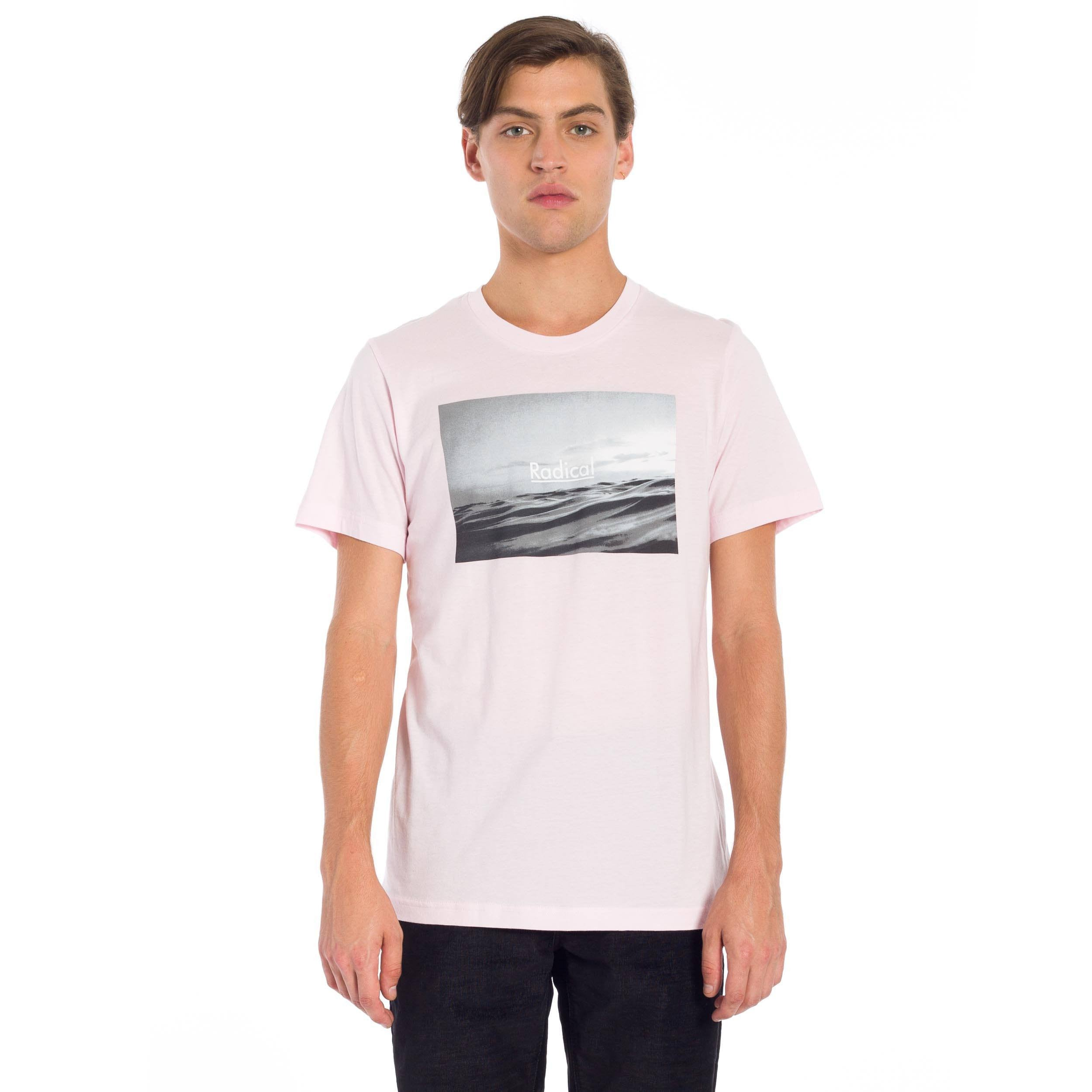 Radical T-Shirt - Light Pink