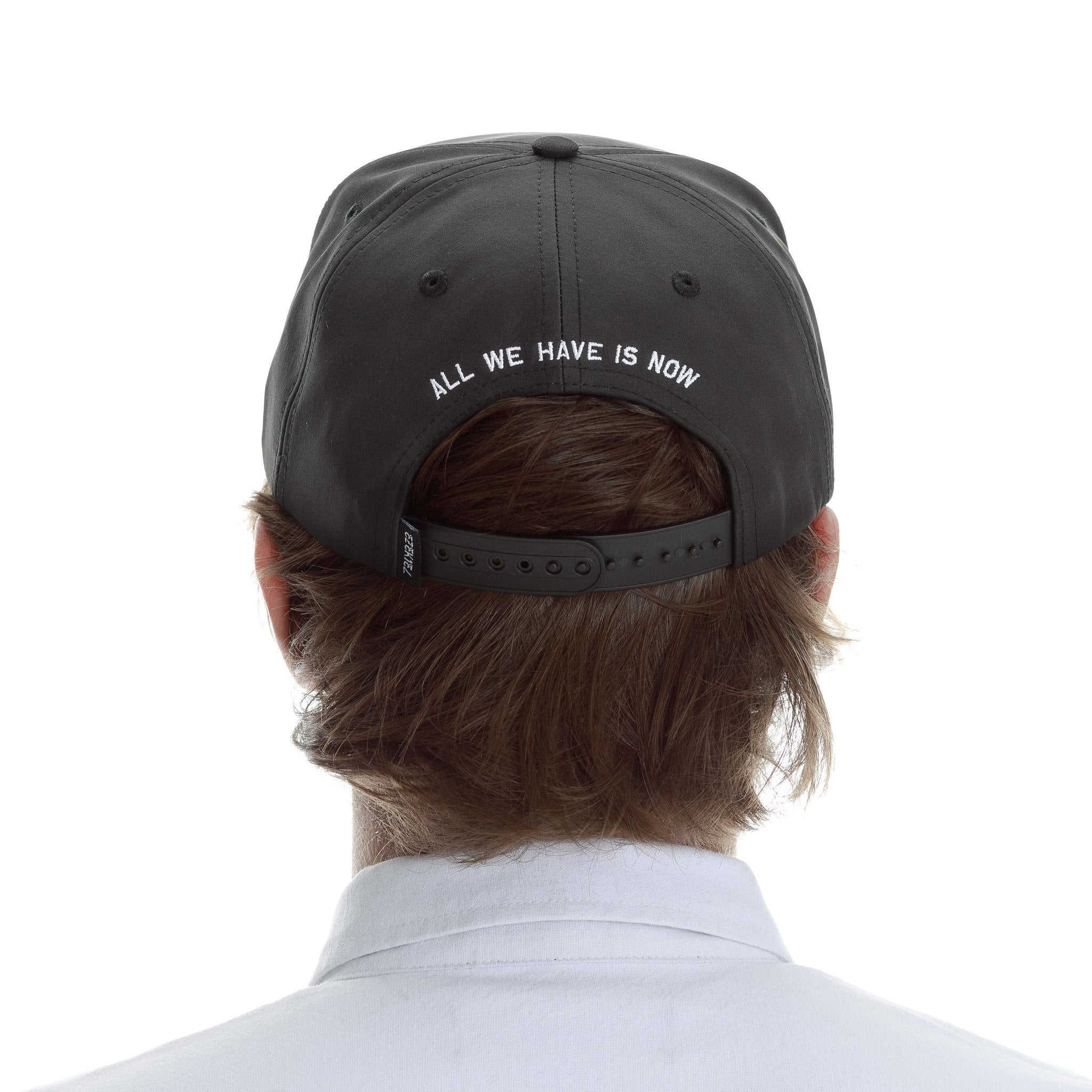 Fade Away Hat - Black
