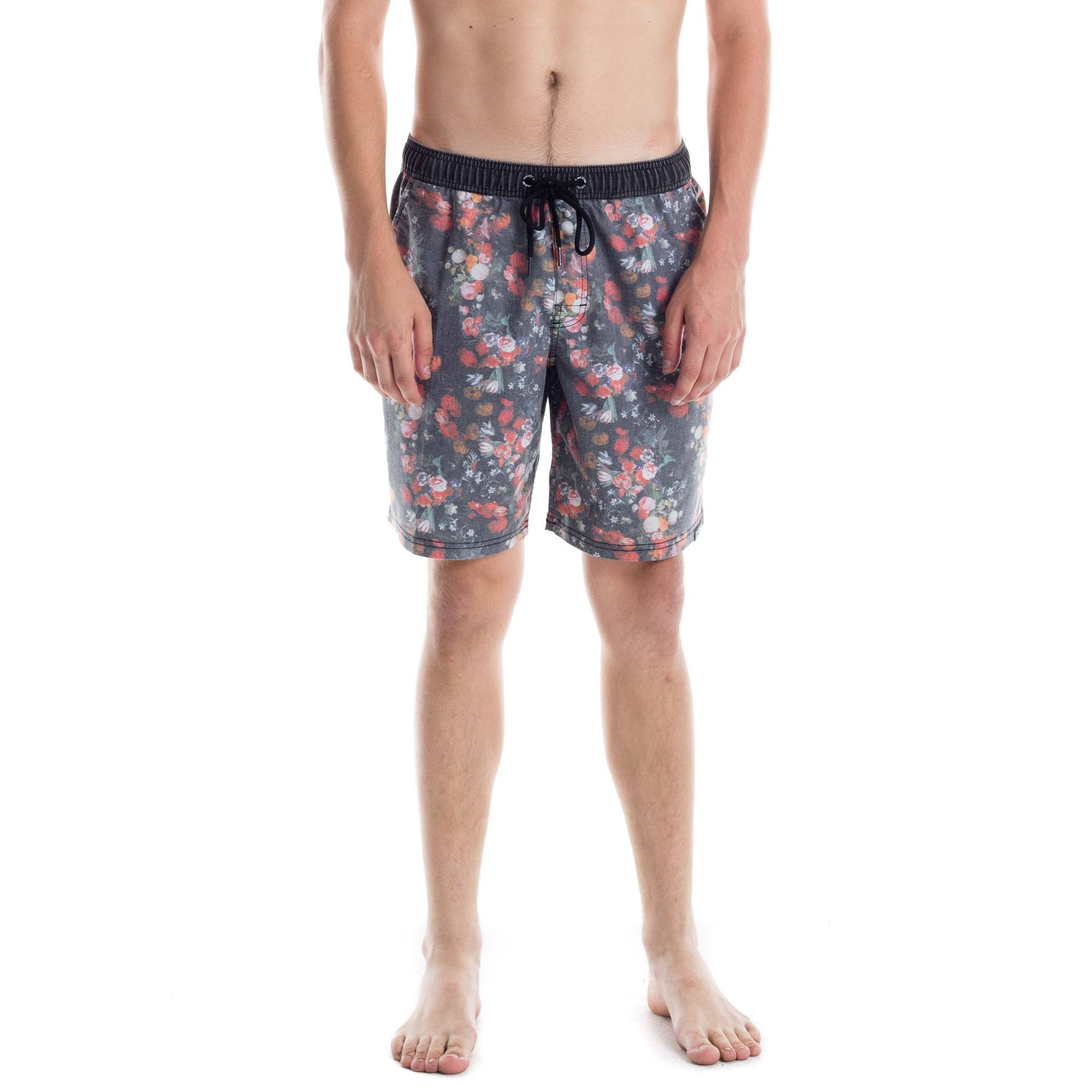 Slayter Boardshort - Black
