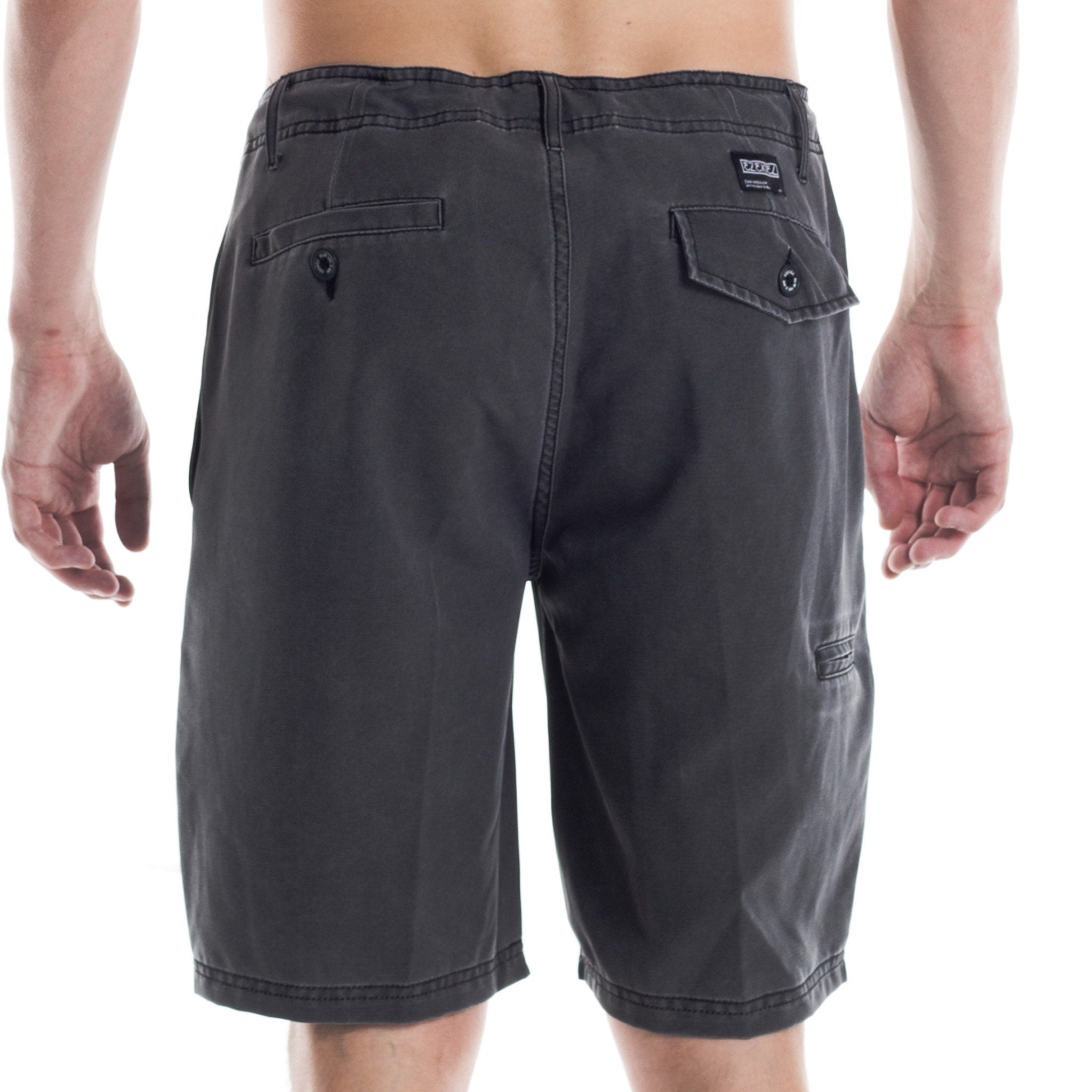 Dazed Versa Boardshort - Black