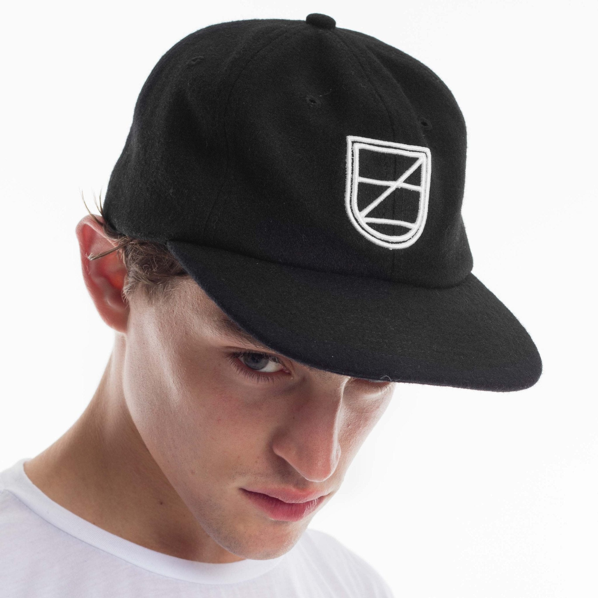 League Hat - Black