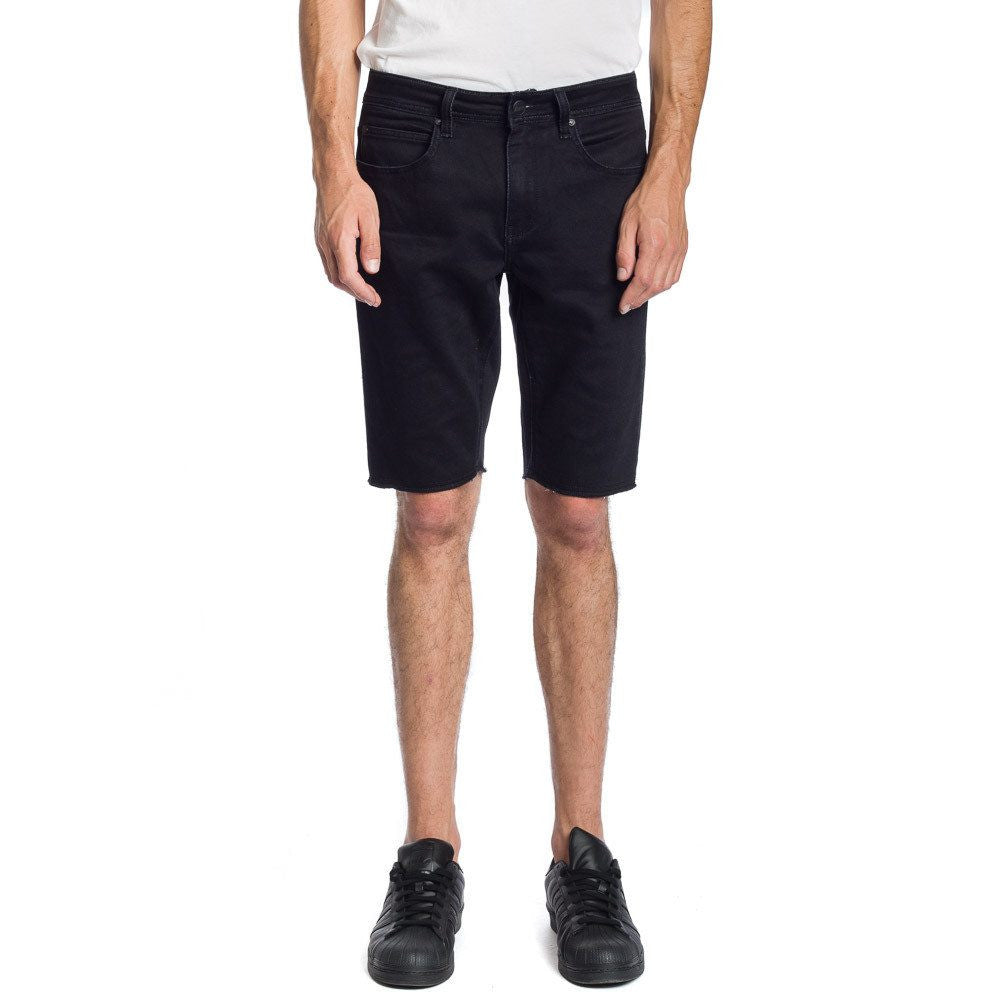 NOW Denim Short - Black