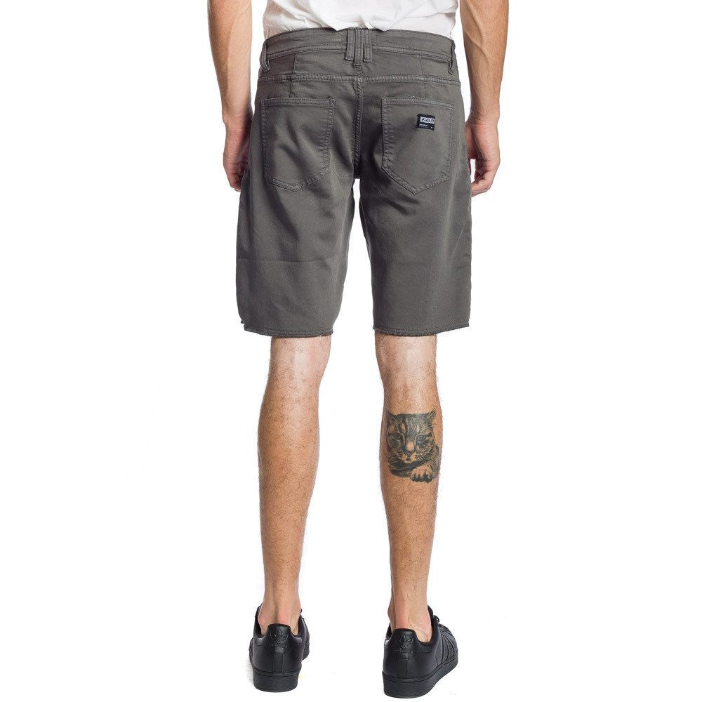 NOW Denim Short - Grey