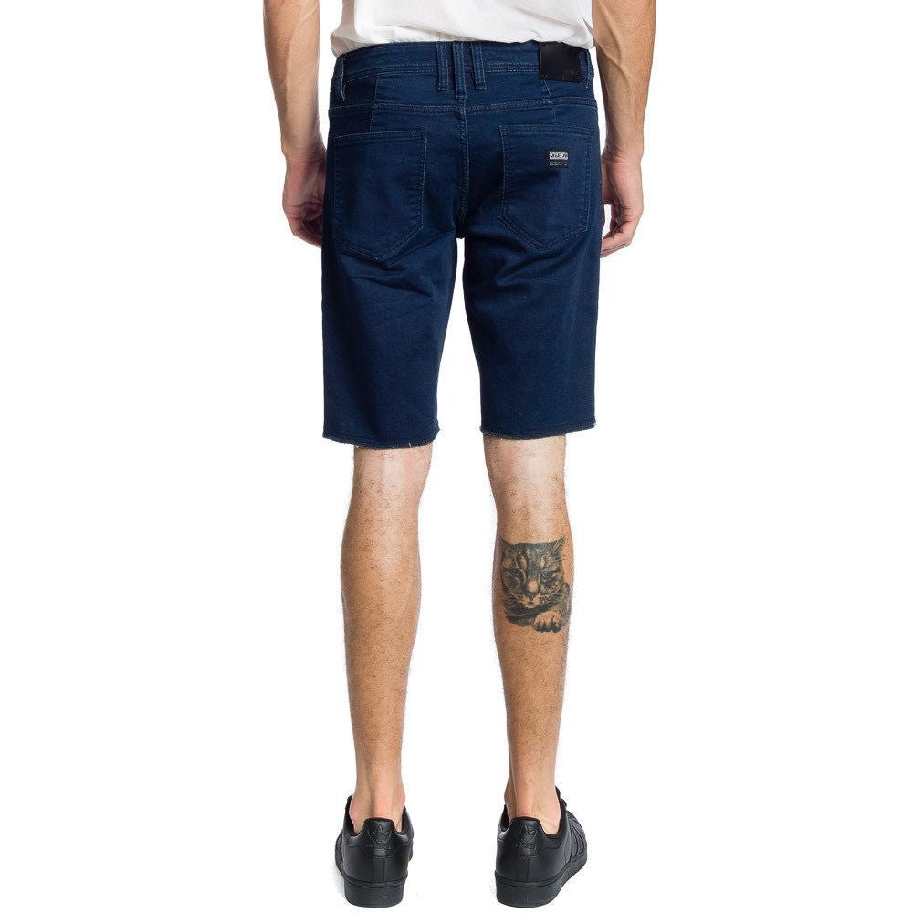 NOW Denim Short - Denim Blue
