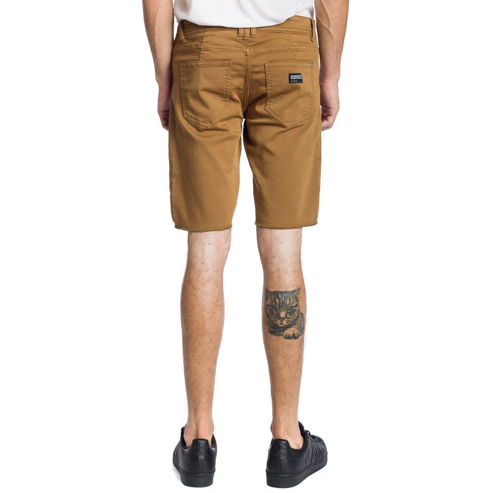 NOW Denim Short - Boothill Brown