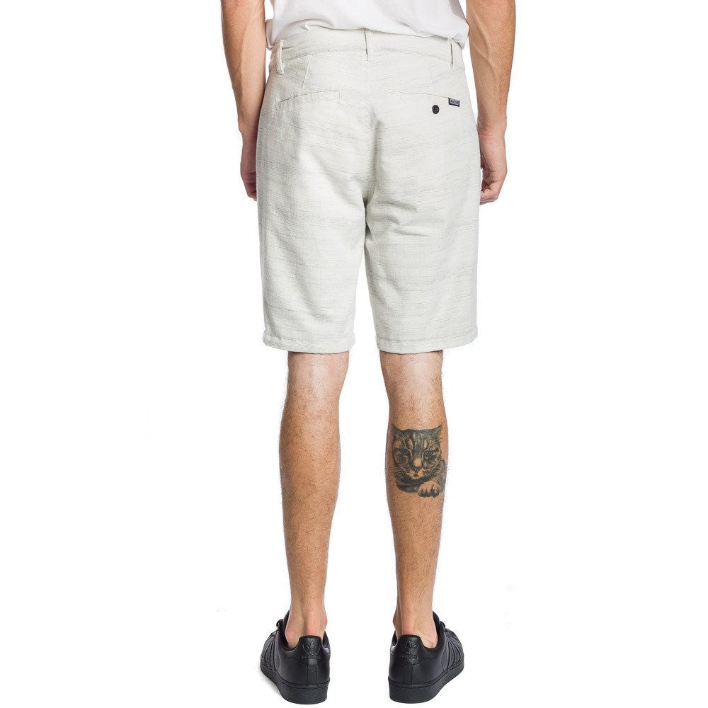 Redlands Reverse Short - Oatmeal