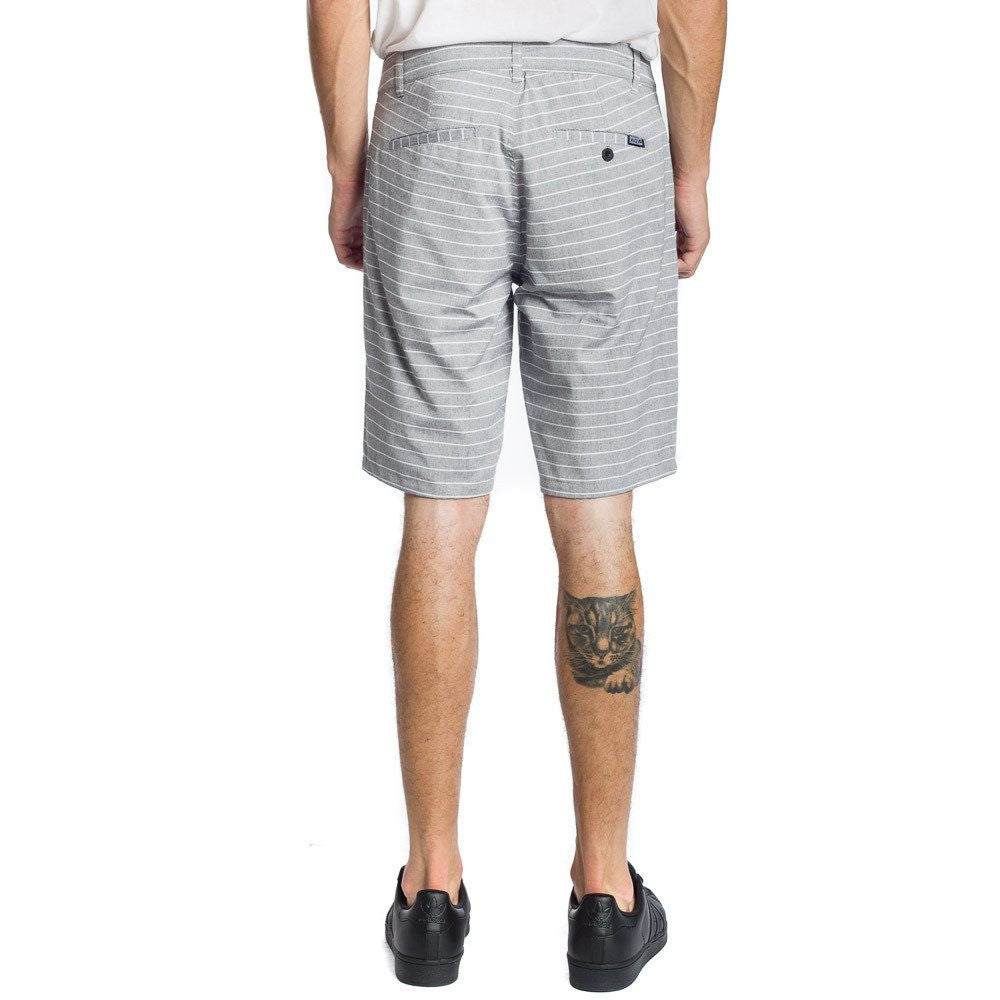 Fallbrook Reverse Short - Grey