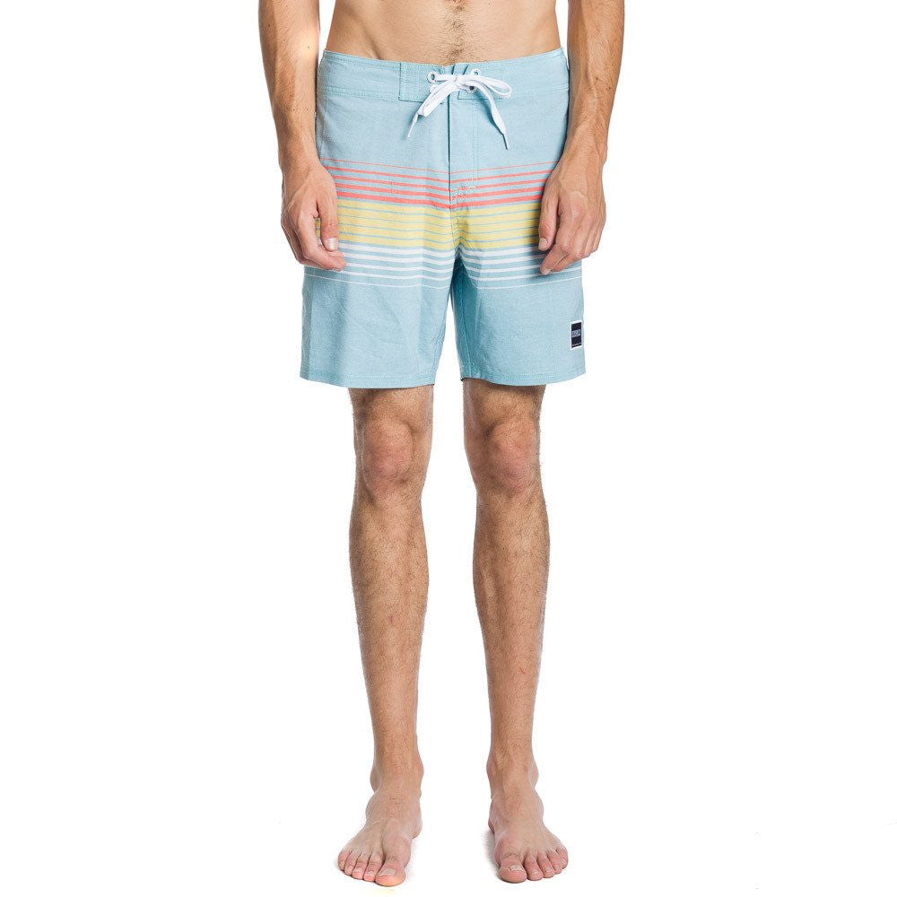 "Weldon 18"" Boardshort - Green"