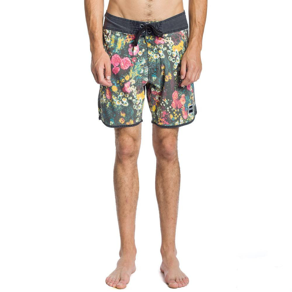 "Rose Bowl 18"" Boardshort - Black"