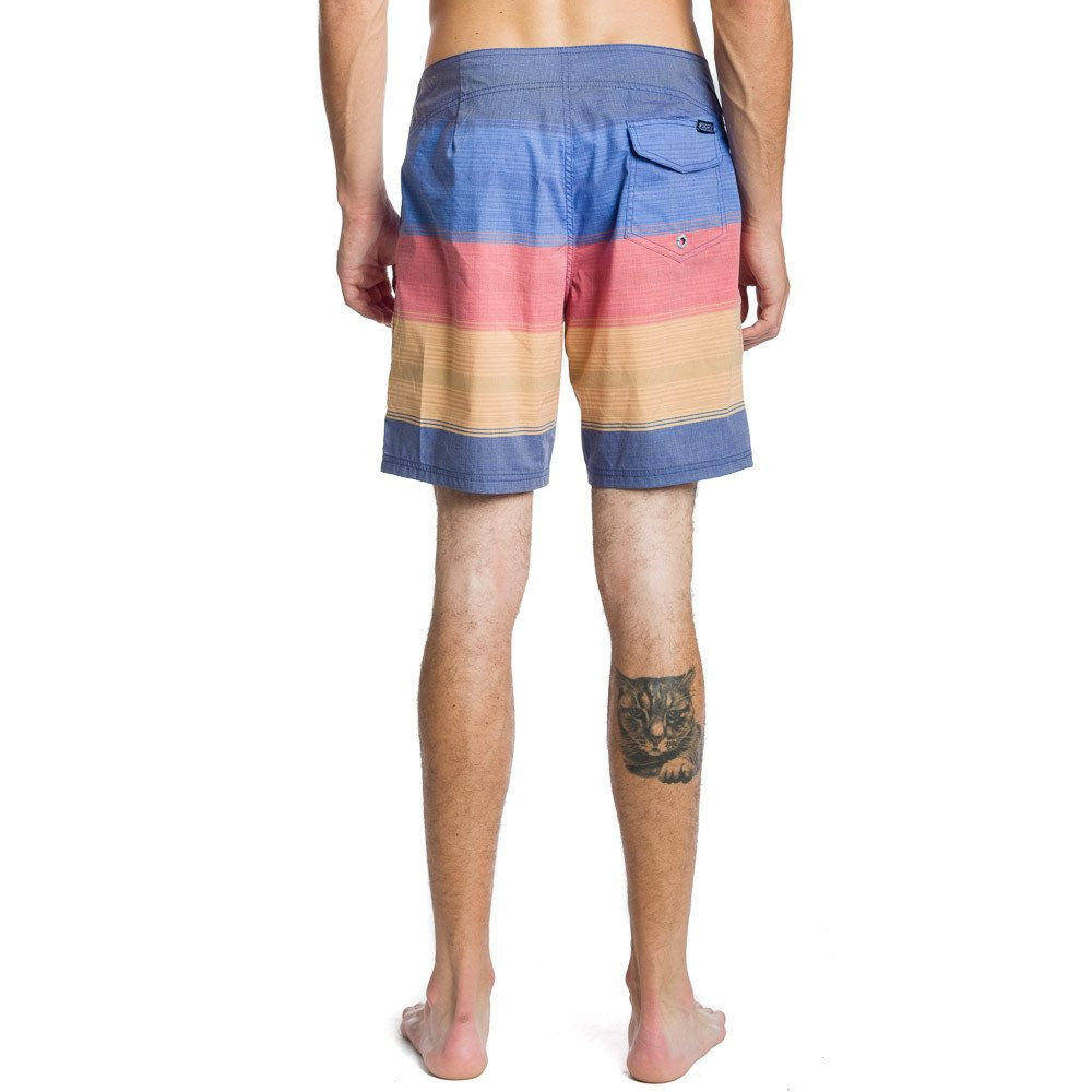 "Griffy 18"" Boardshort - Navy"