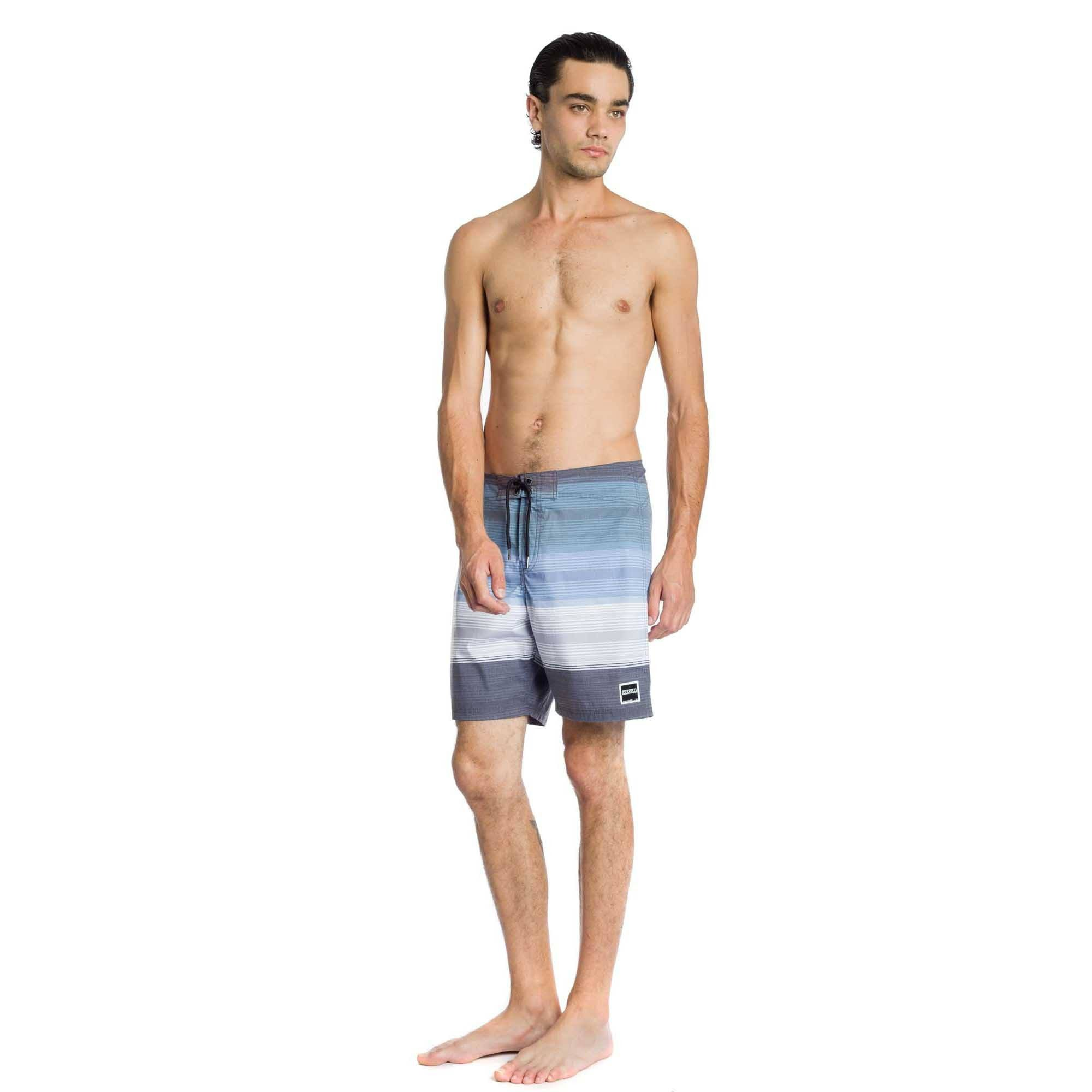 "Griffy 18"" Boardshort - Black"