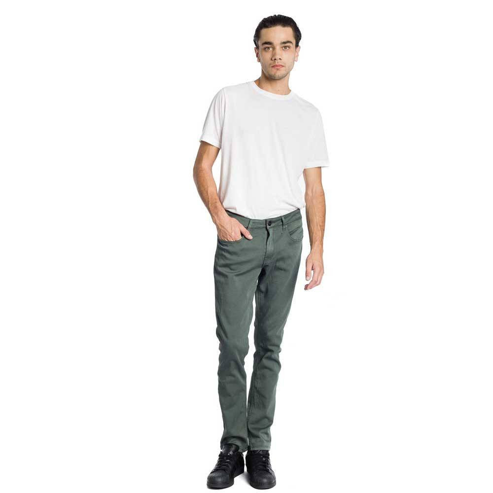 NOW Denim - Moss Green