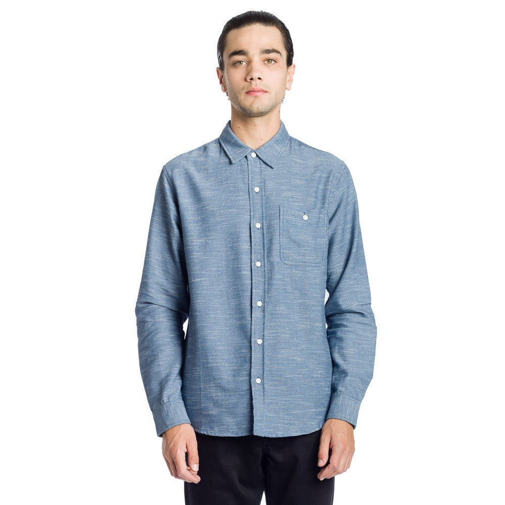 Bender Shirt - Indigo