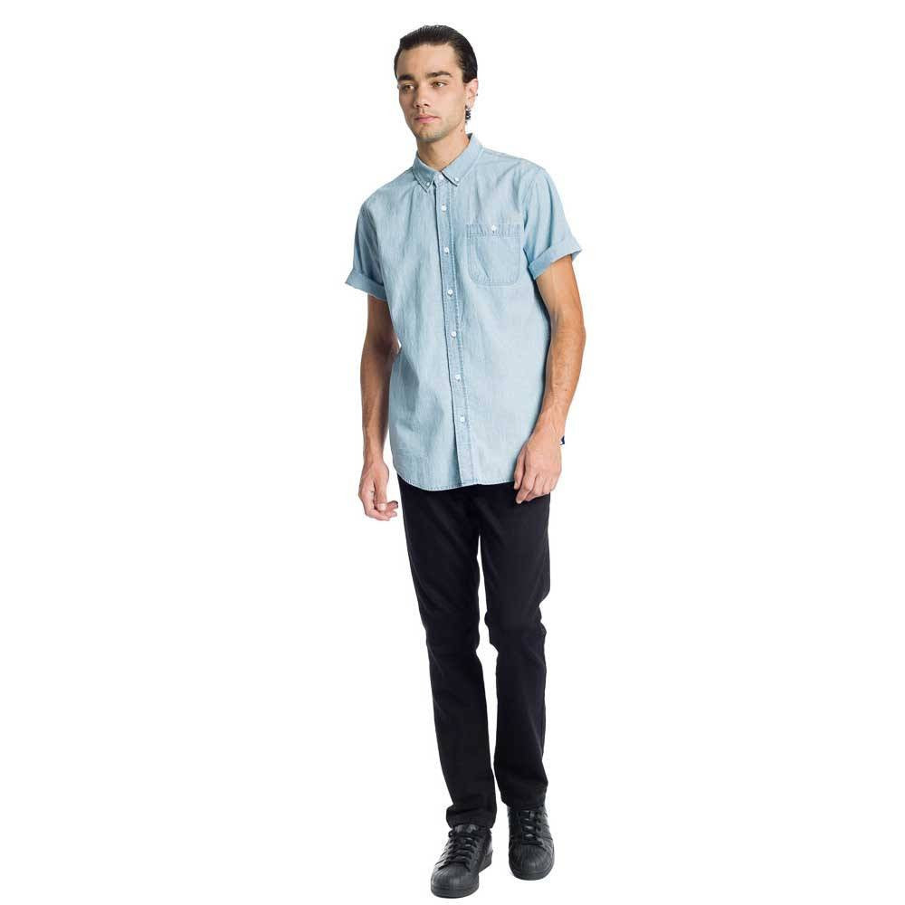 Springfield Shirt - Light Indigo
