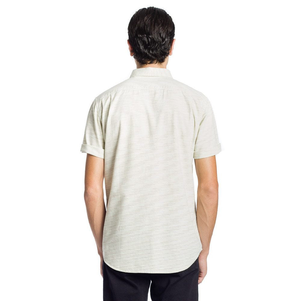 Woodward Shirt - Bone