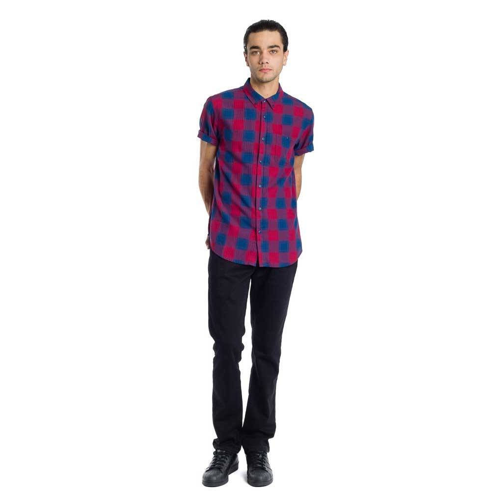 Clovis Shirt - Red