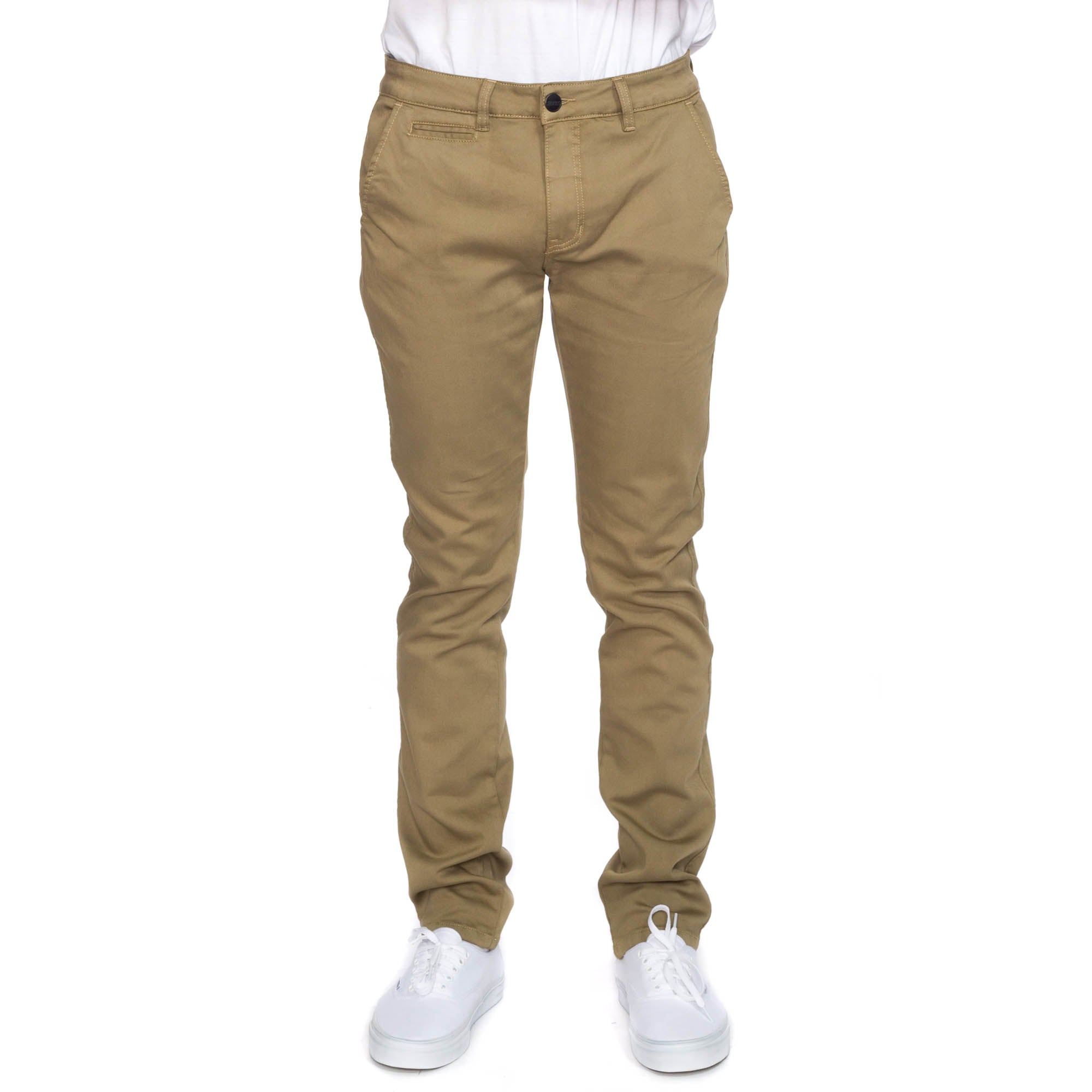 Bounce Pant - Dark Khaki - Ezekiel Clothing