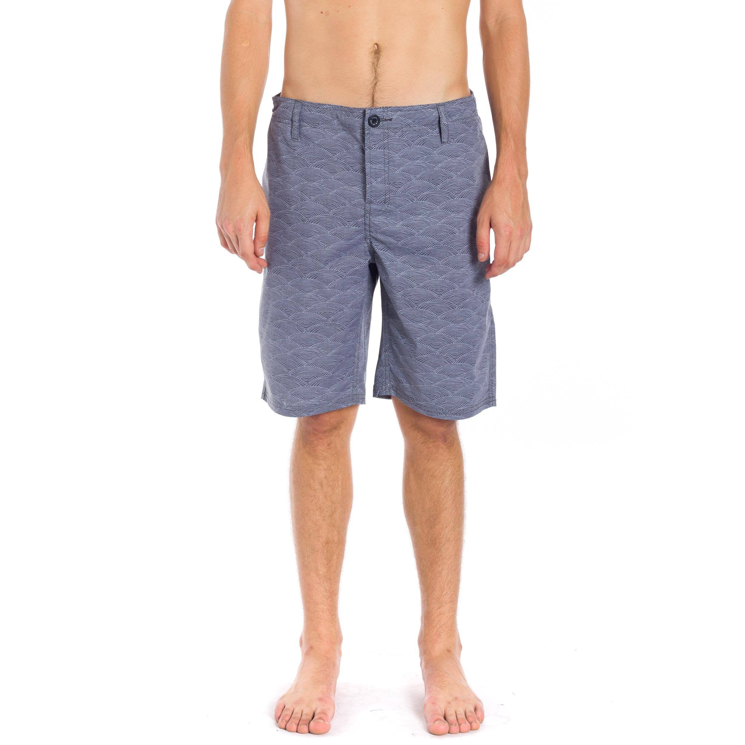Summit Versa Boardshort - Black