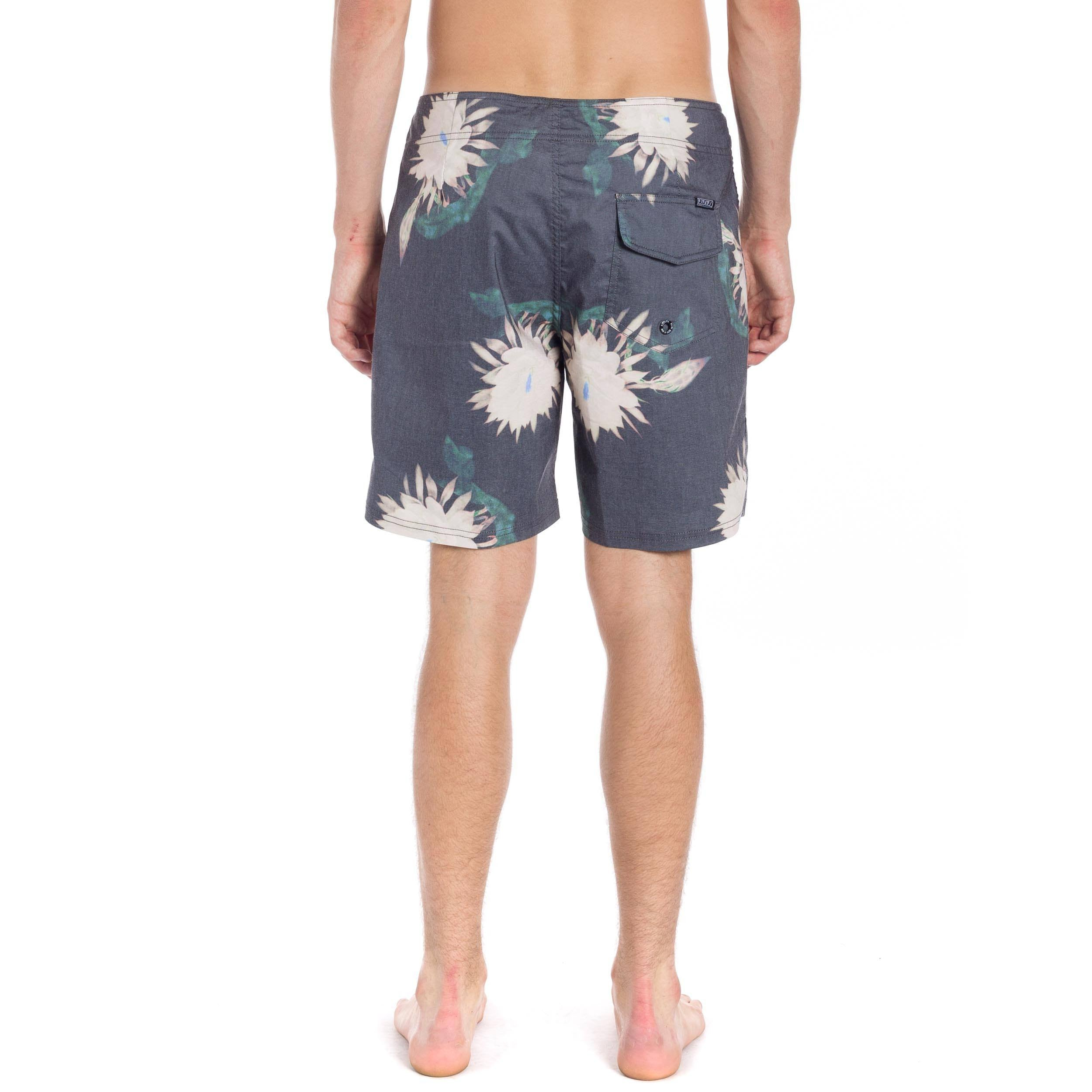 "Wander 18"" Boardshort - Black"