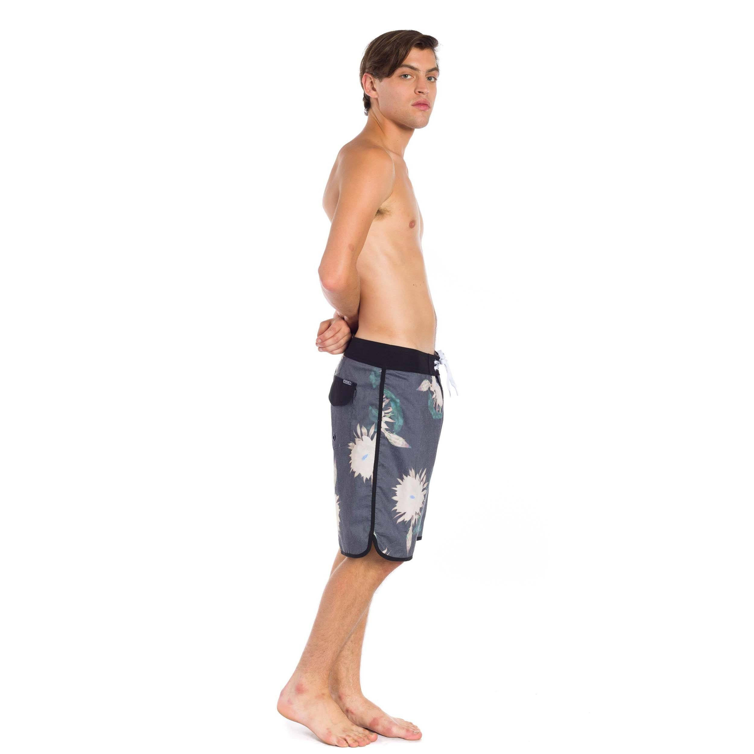 Wander Boardshort - Black