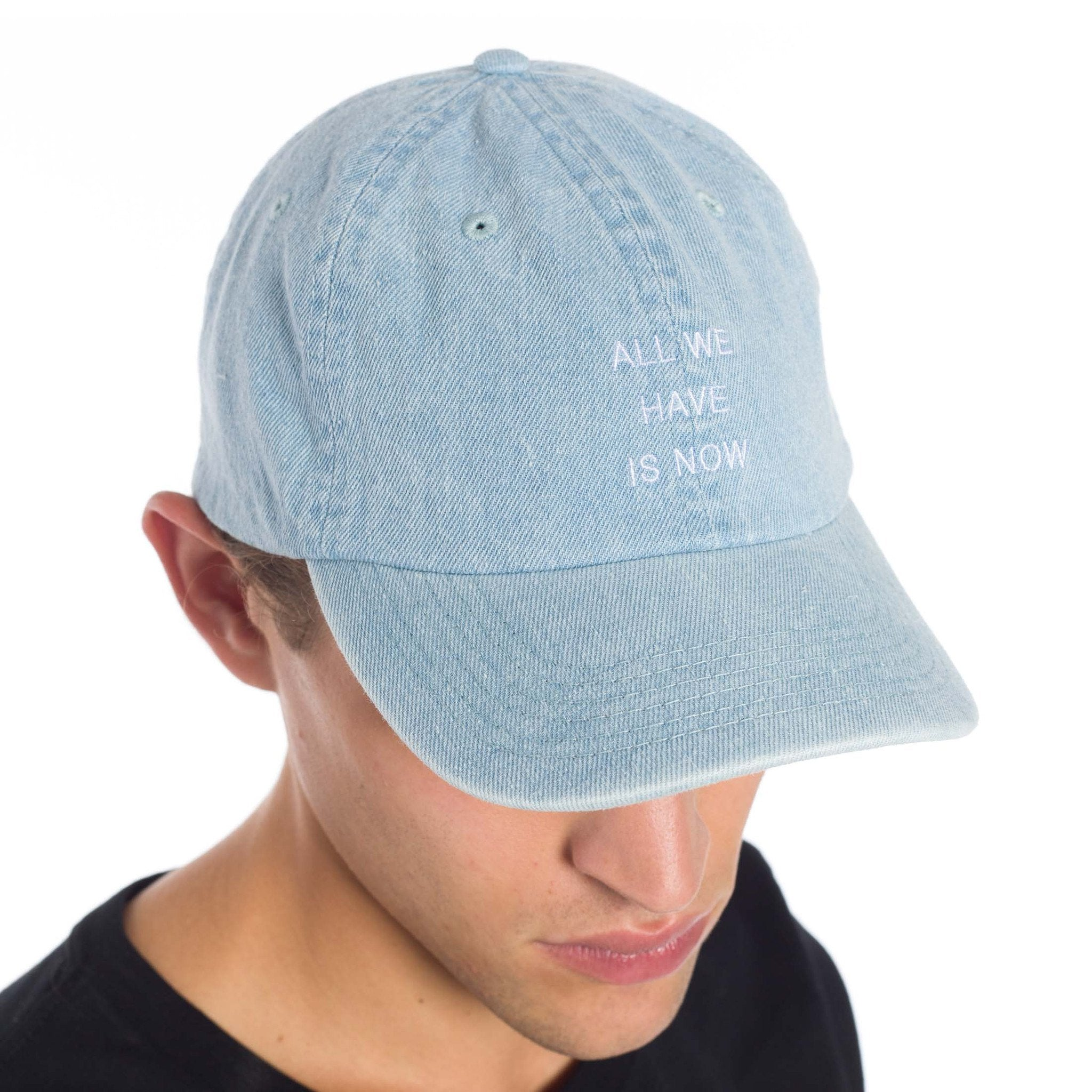 Present Days Hat - Denim Blue - Ezekiel Clothing