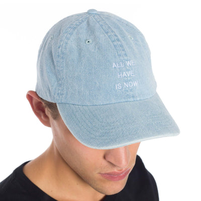 Present Days Hat - Denim Blue