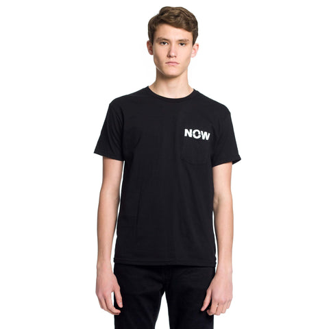 Goodbye Pocket T-Shirt - Black
