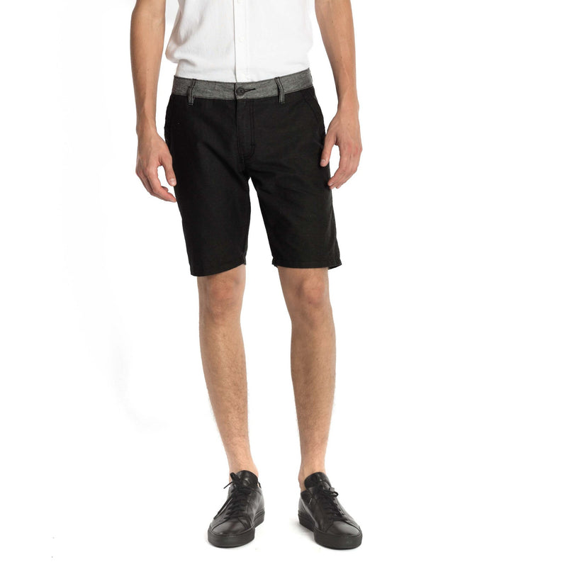 In Reverse Short - Black