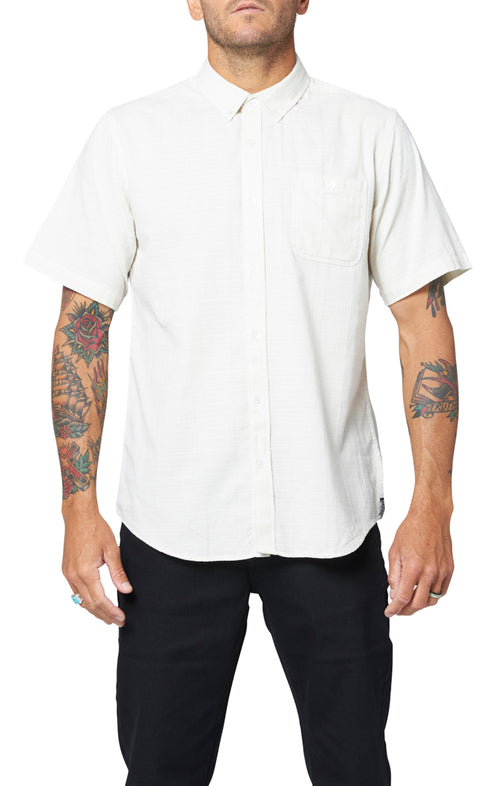 Fiji Shirt - Antique White