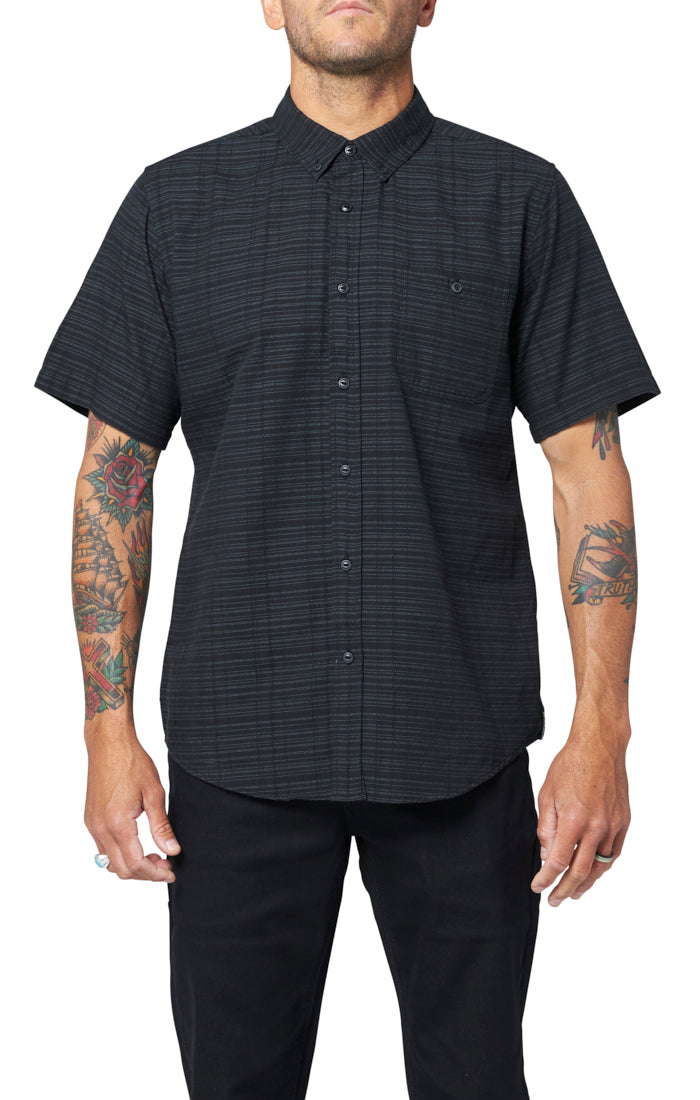 Fiji Shirt - Black