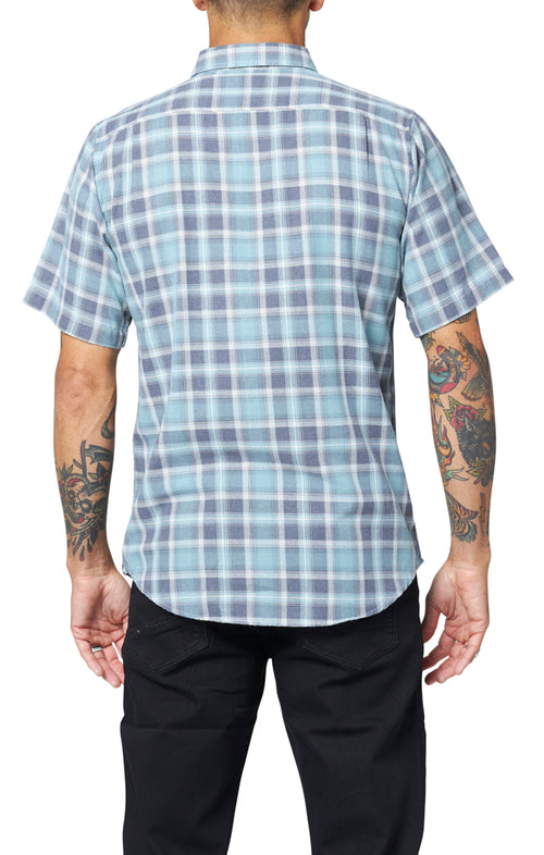 Oceanridge Shirt - Sage Green